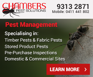 Pest removal Perth
