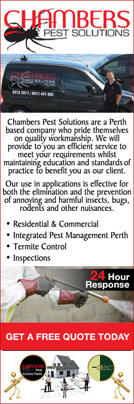 chambers pest solution